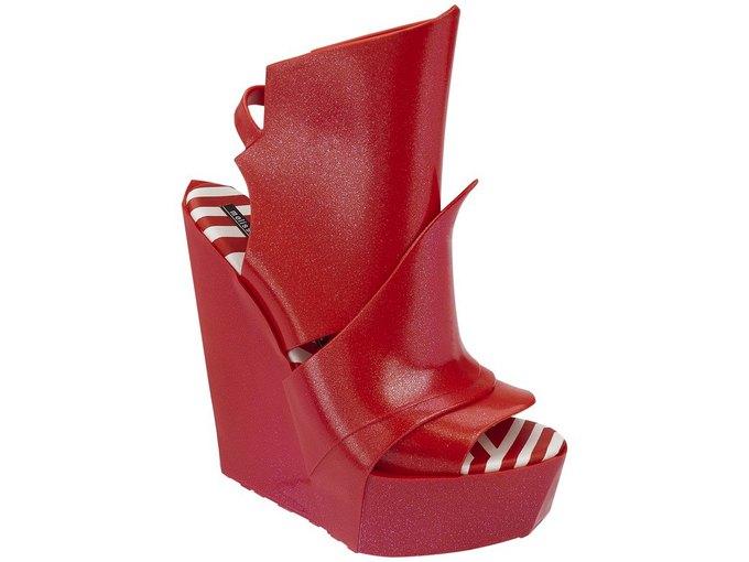 Гарет Пью создал коллекцию обуви  для Melissa. Изображение № 2.