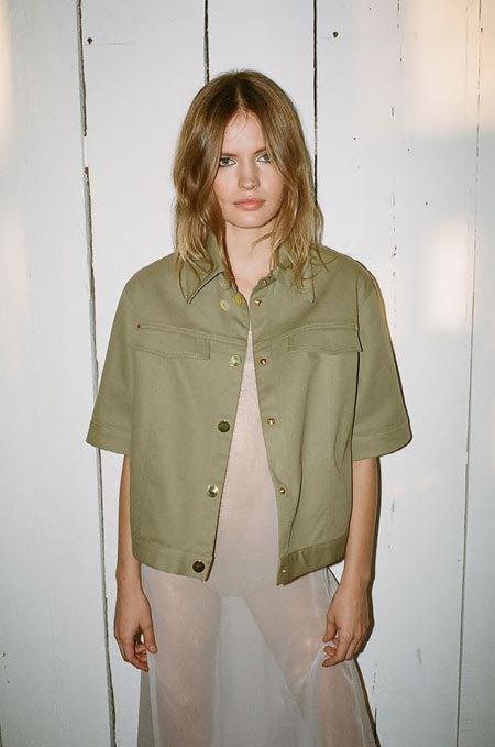 Пижамы, комбинации и халаты в новой коллекции Walk of Shame. Изображение № 4.