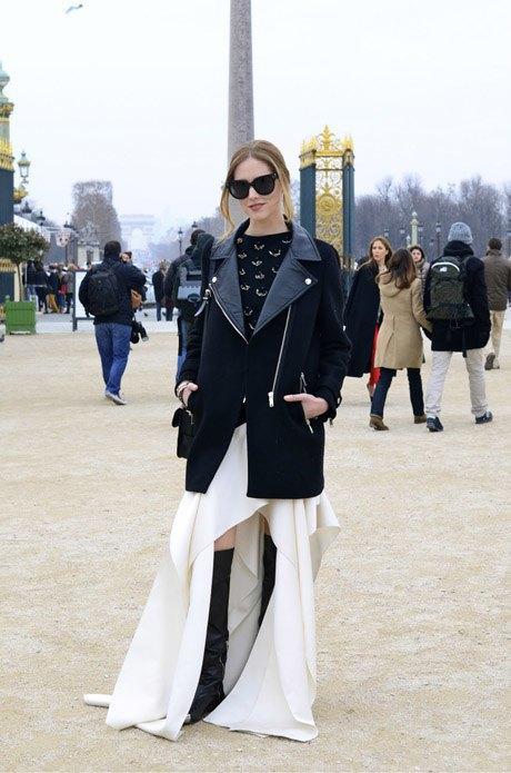 Гости Парижской недели моды FW13, часть 1. Изображение № 12.