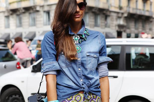Неделя моды в Милане. Изображение № 18.