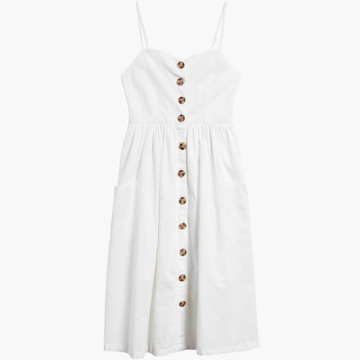Скорее бы лето: 12 чайных платьев от простых до роскошных. Изображение № 10.