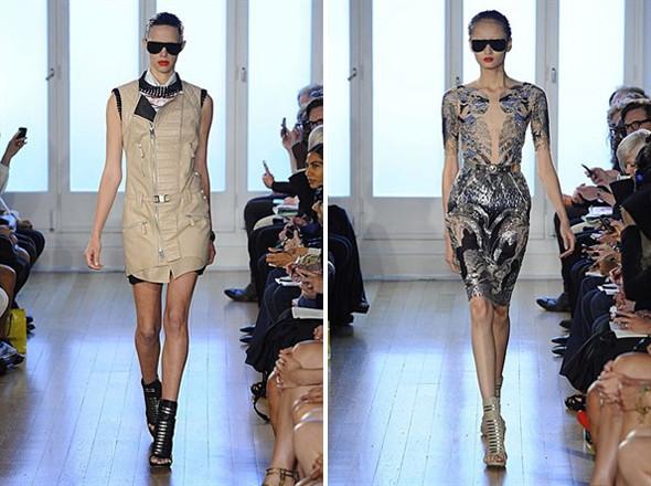 Показы на London Fashion Week SS 2012: День 2. Изображение № 4.