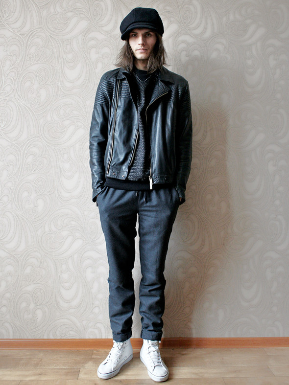Гардероб: Андрей Толстов, модель, сотрудник магазина «КМ20». Изображение № 55.