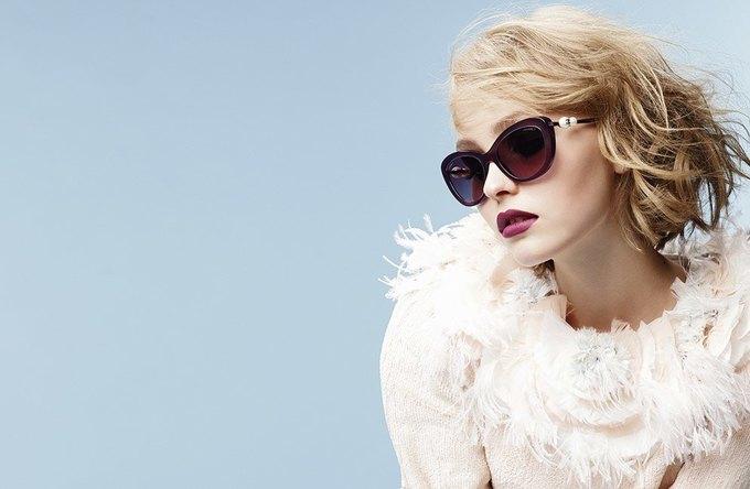 16-летняя дочь Джонни Деппа снялась в рекламе Chanel. Изображение № 3.