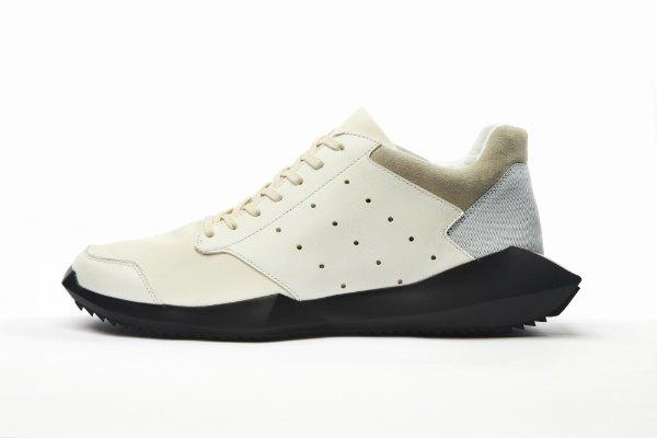 В магазинах появилась вторая коллекция adidas и Рика Оуэнса. Изображение № 4.