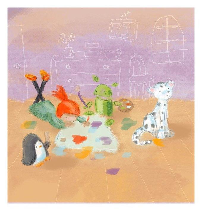 иллюстрации из книги «Привет, Руби». Изображение № 2.