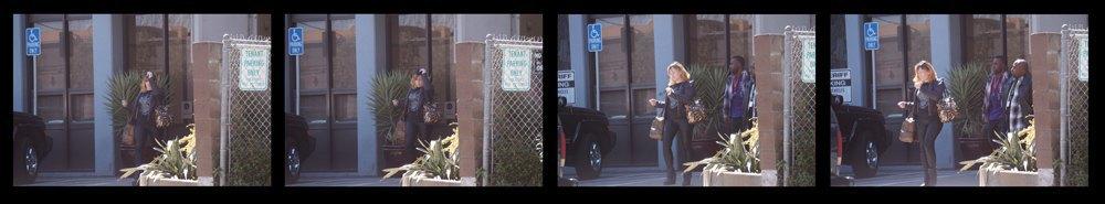 Запись камеры наблюдения: Эрин Харт выходит из тюрьмы, 2013 . Изображение № 9.
