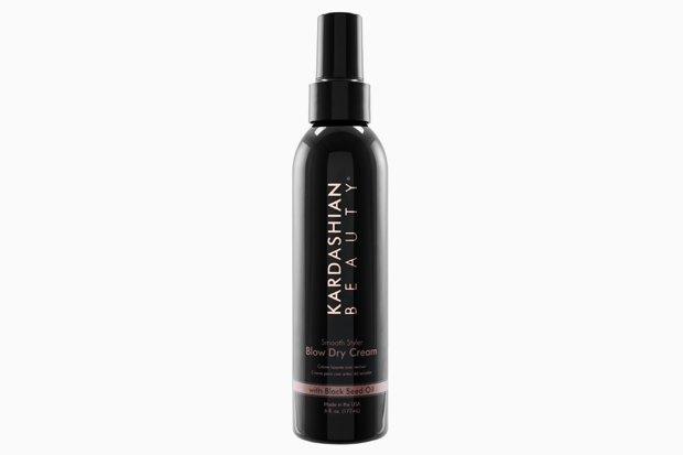 Крем для сушки волос феном Kardashian Beauty Smooth Styler Blow Dry Cream. Изображение № 6.