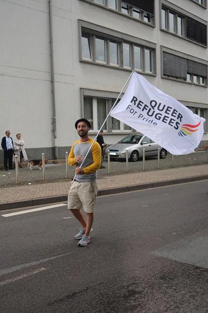 «Окей, я — гей»: Азербайджанский ЛГБТ-активист о том, как его выжили из страны. Изображение № 2.