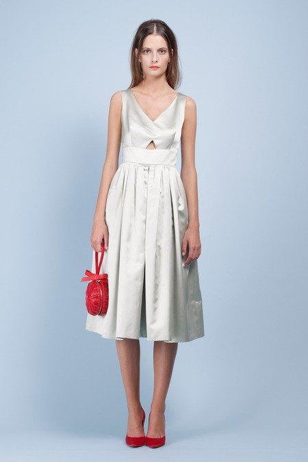 Элегантные платья и блузки в весеннем лукбуке Paule Ka. Изображение № 1.