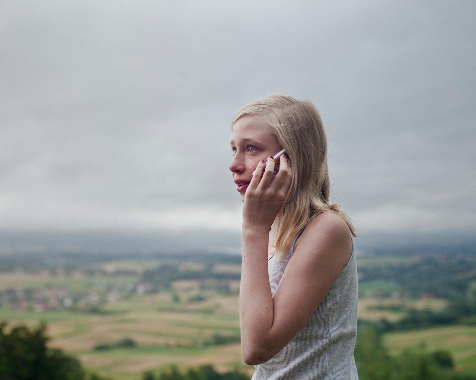 «От девочки к девушке»: История взросления  в фотографиях. Изображение № 4.
