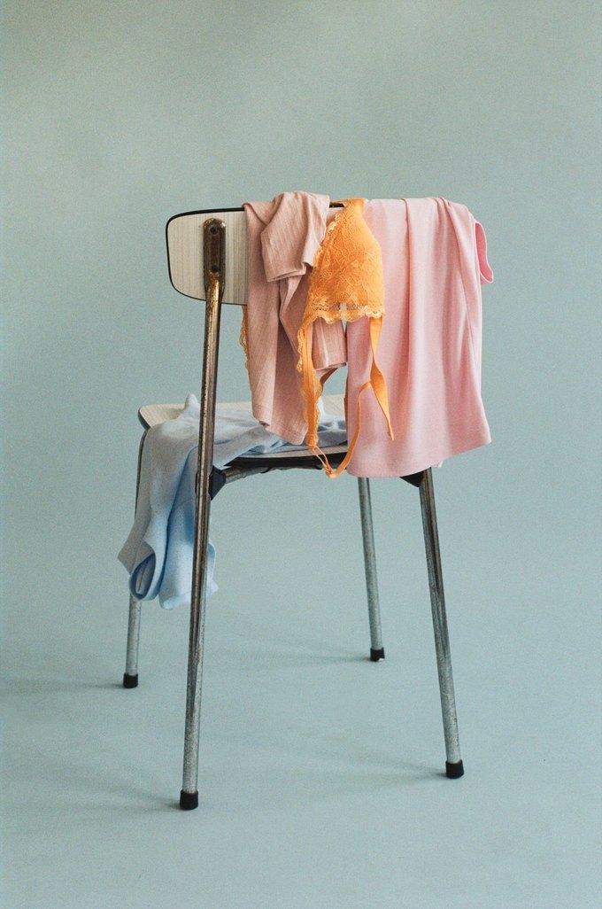 Сила, любовь и кружево: Monki показали лукбук новой коллекции белья. Изображение № 3.
