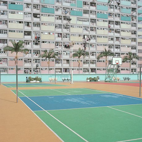 «Courts»: Заброшенные спортплощадки . Изображение № 19.