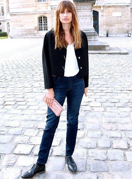 Каролин де Мэгре, модель и музыкальный продюсер. Изображение № 12.