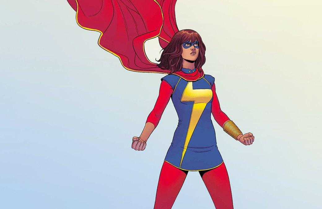 Как женщины меняют вселенную комиксов. Изображение № 6.