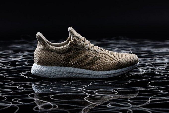 adidas выпустили биоразлагаемые кроссовки. Изображение № 1.