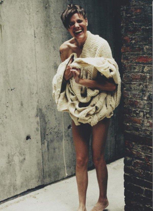 Кэйси Легле, модель-андрогин. Изображение № 7.