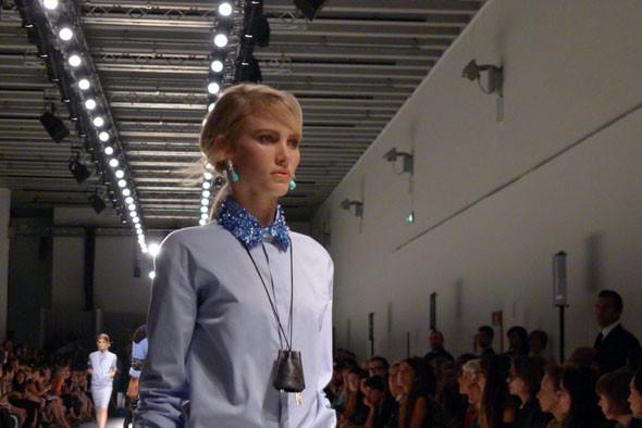 Milan Fashion Week: Первые три дня. Изображение № 12.