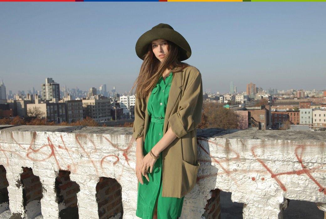 Тело в шляпе: Дизайнер аксессуаров Дани Грифитс и ее коллекция головных уборов. Изображение № 1.