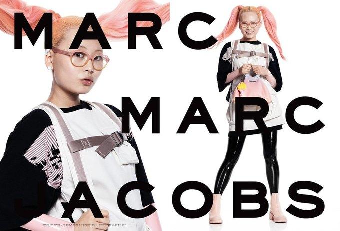 Marc by Marc Jacobs опять нашли моделей в соцсетях. Изображение № 8.