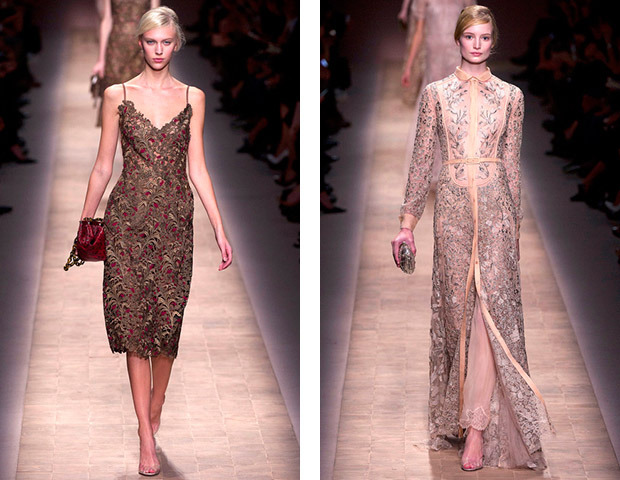 Парижская неделя моды: Показы Chanel, Valentino, Alexander McQueen и Paco Rabanne. Изображение № 15.