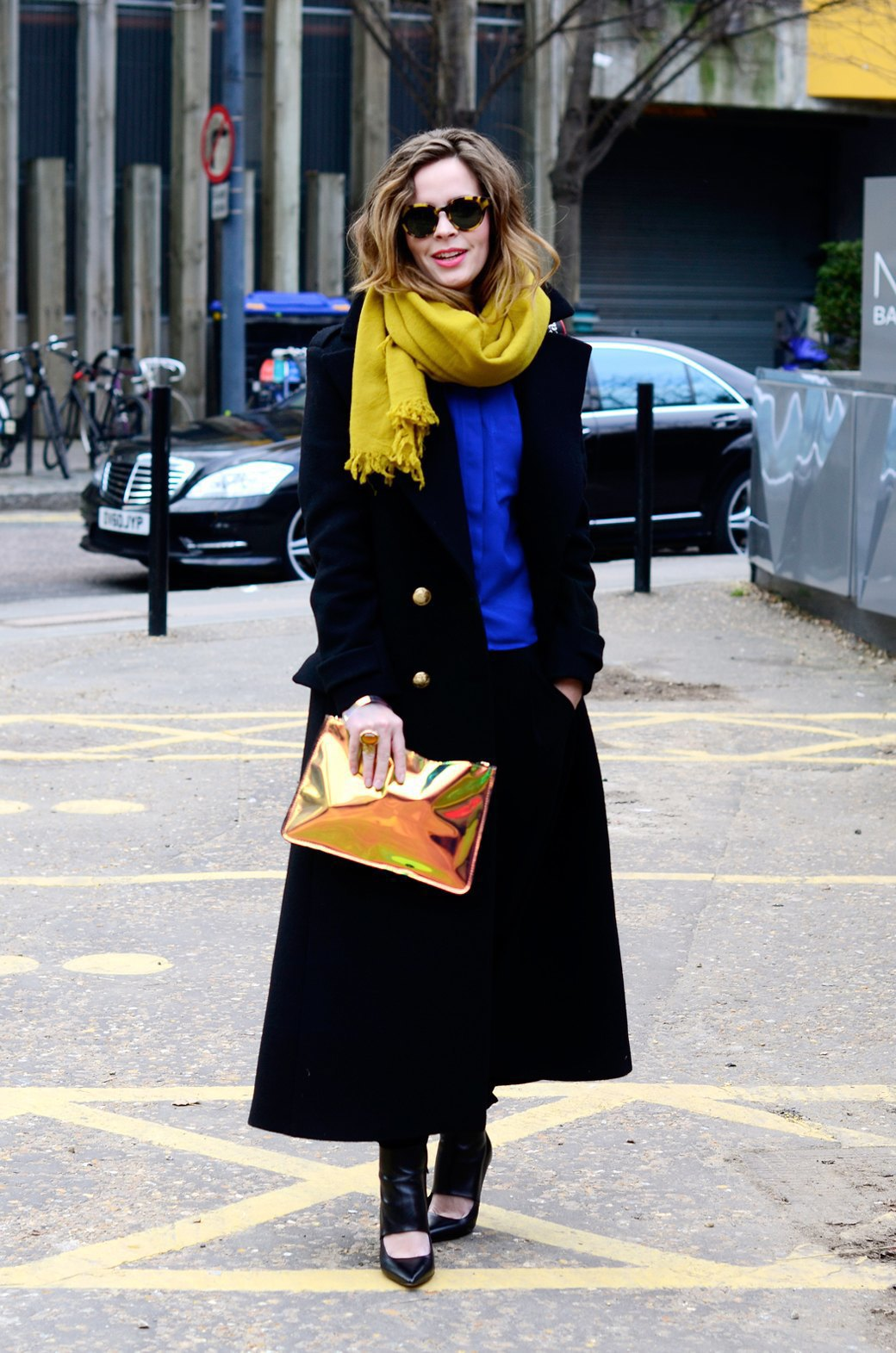 Неделя моды в Лондоне, часть I. Изображение № 25.