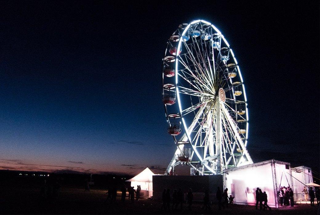 Куда поехать летом: Музыкальные фестивали  в интересных местах. Изображение № 6.