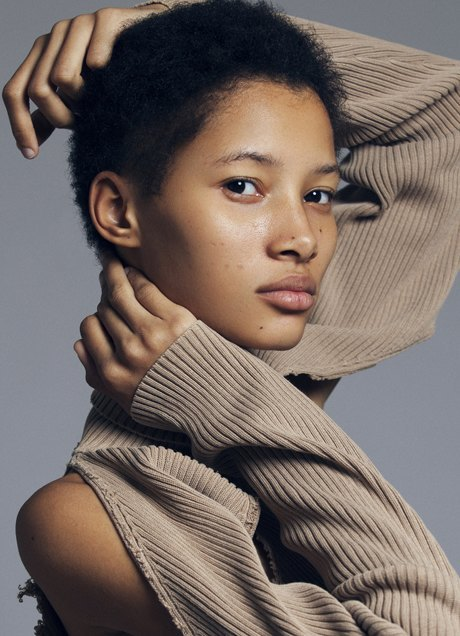 10 молодых и успешных моделей с нетипичной внешностью. Изображение № 13.