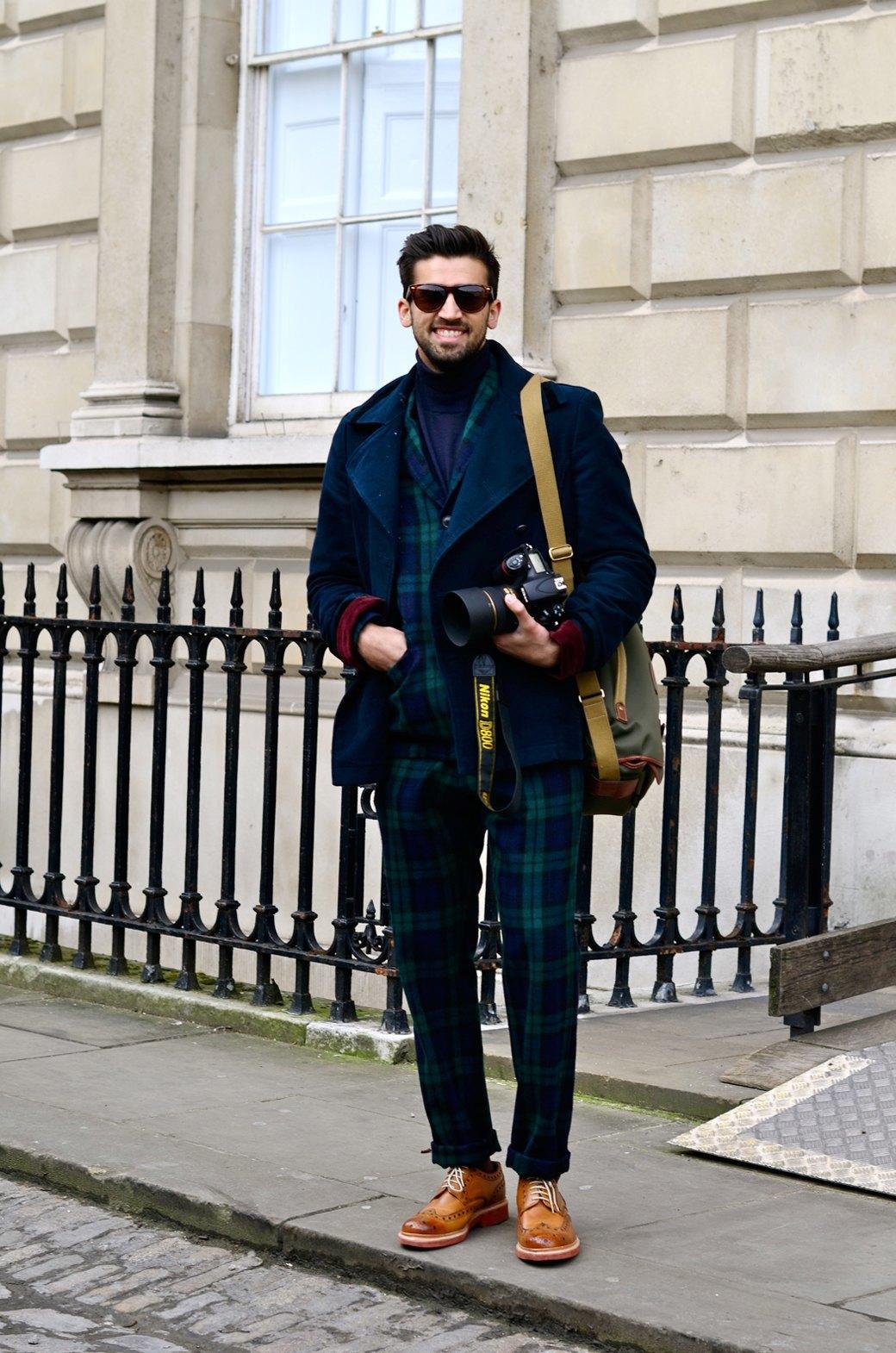 Неделя моды в Лондоне, часть I. Изображение № 8.