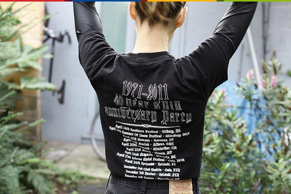 London rocks: Стилист Мирейа Гарсия и ее коллекция футболок. Изображение № 10.