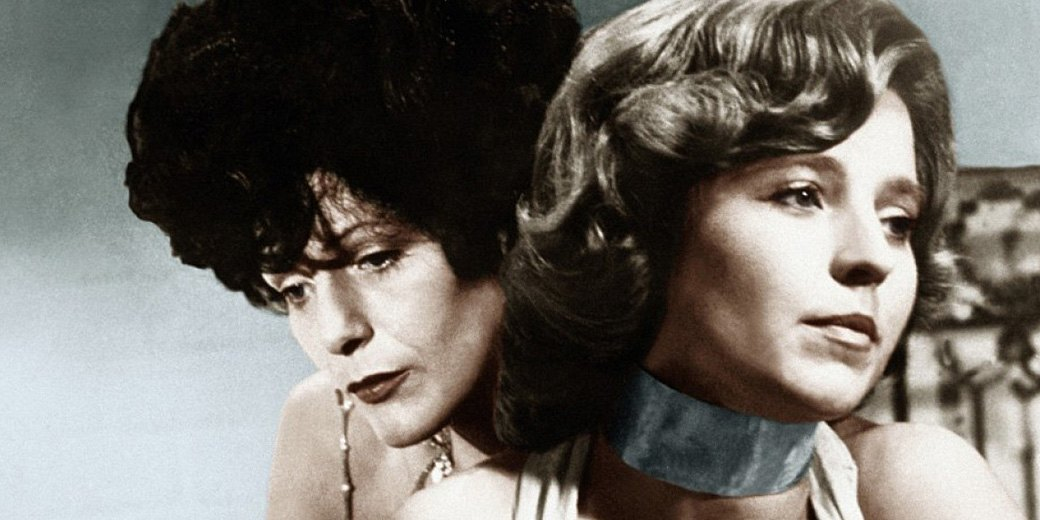 Близкие подруги: 10 знаковых лесбийских  пар из кино. Изображение № 4.