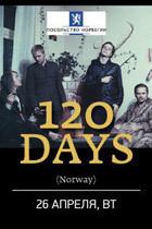 Плейлист: 120 Days. Изображение № 1.