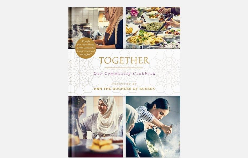 Благотворительная кулинарная книга Меган Маркл. Изображение № 1.