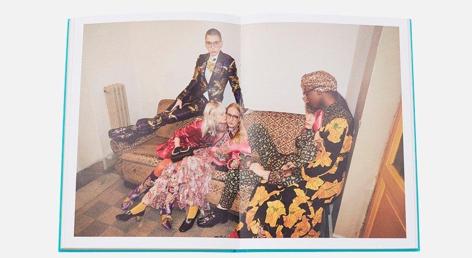Для ценителей: Альбом о круизной коллекции Gucci. Изображение № 1.