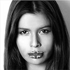 Переводные  татуировки для губ  Violent Lips. Изображение № 4.