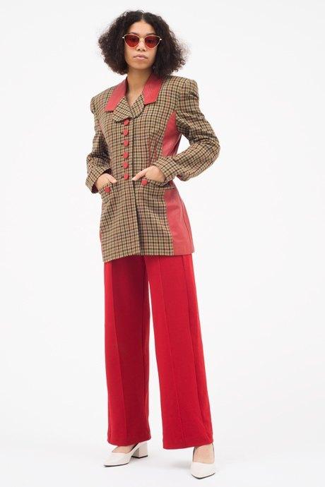 Стилист и модель Марьям Фитч о любимых нарядах. Изображение № 2.