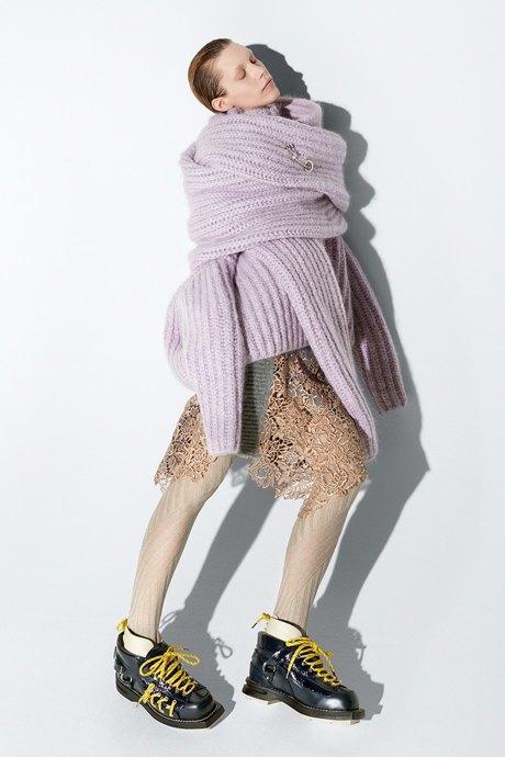 С чем носить зимние ботинки-вездеходы. Изображение № 4.
