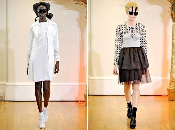 Показы на London Fashion Week SS 2012: День 3. Изображение № 8.