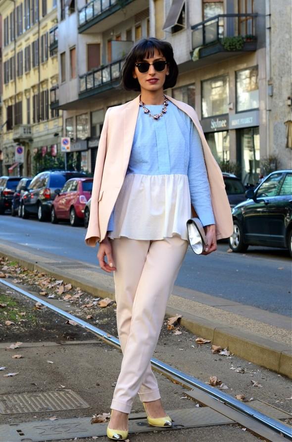Неделя моды в Милане: Streetstyle. Изображение № 32.