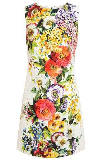 10 платьев А-силуэта  в онлайн-магазинах. Изображение № 6.
