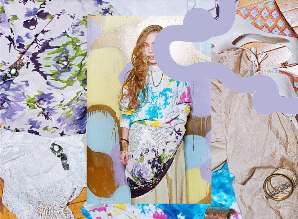 Все лучшее сразу: Московские модники в самой нарядной одежде из своего гардероба. Изображение № 7.