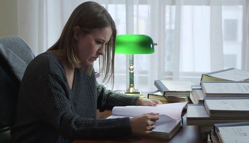 «Я всегда у людей козёл отпущения»: Интервью Ксении Собчак . Изображение № 10.