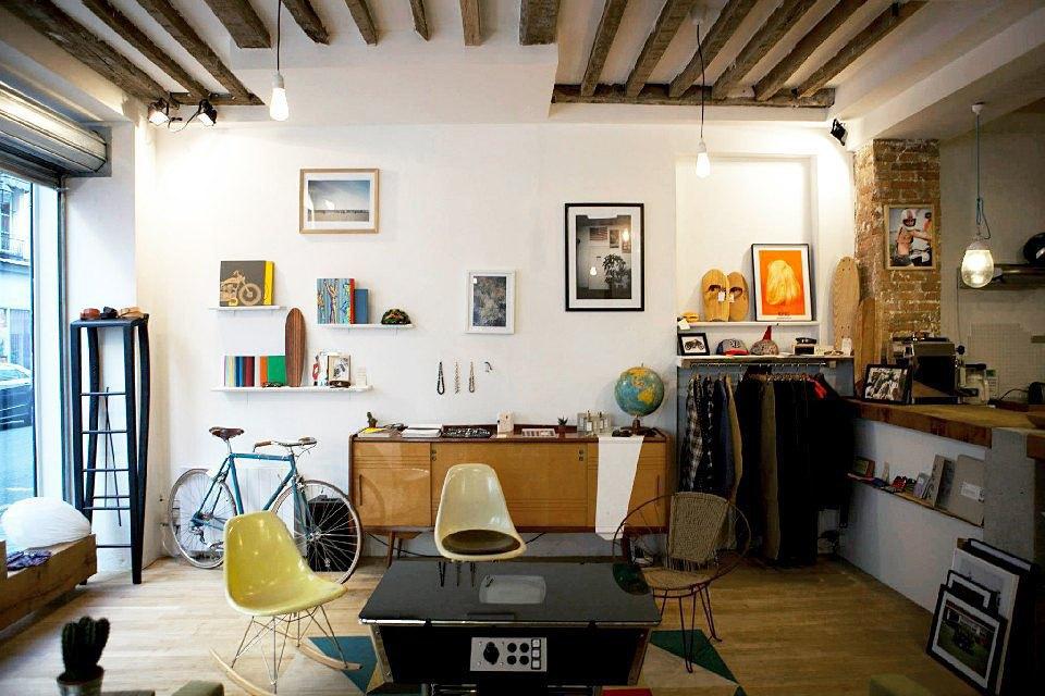 5 неочевидных концепт-сторов  Парижа. Изображение № 9.
