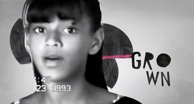 Появилась загадочная и веселая версия клипа Бейонсе «Grown Woman». Изображение № 4.