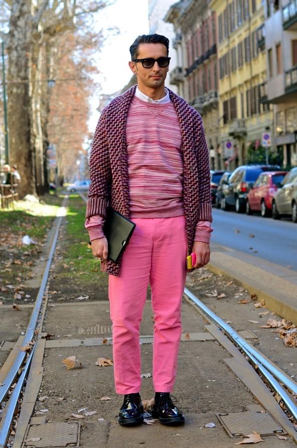 Неделя моды в Милане: Streetstyle. Изображение № 37.