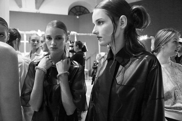 Что происходит  с украинской модой:  Коллекция Bevza SS 2014. Изображение № 5.
