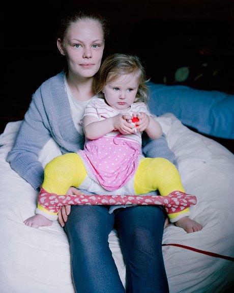 «Be Still, My Heart»: Грустные и счастливые истории юных матерей. Изображение № 20.