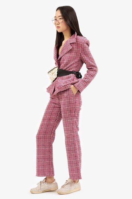 Cтарший редактор моды Glamour Иляна Эрднеева о любимых нарядах. Изображение № 4.