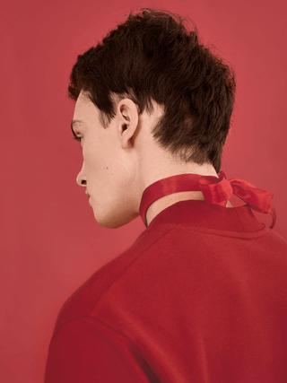 В красном цвете:  Яркие образы для  Нового года и не только. Изображение № 8.