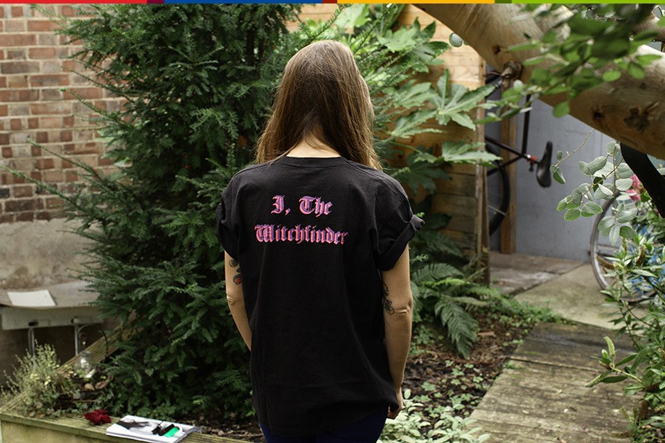 London rocks: Стилист Мирейа Гарсия и ее коллекция футболок. Изображение № 8.